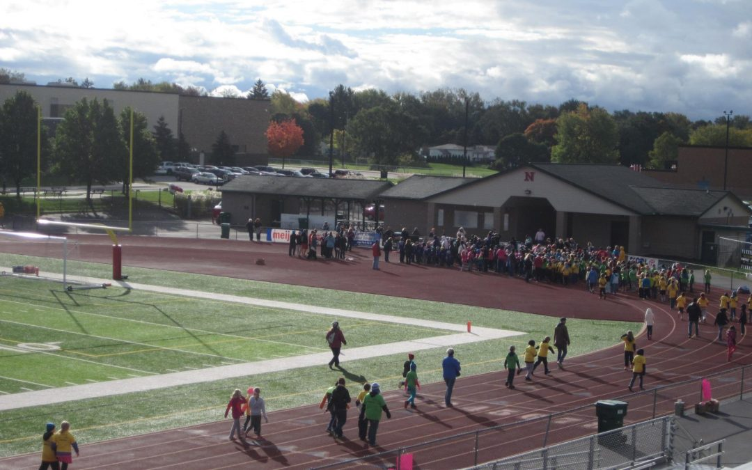 East Oakview's First Annual Walk-a-thon a Success!